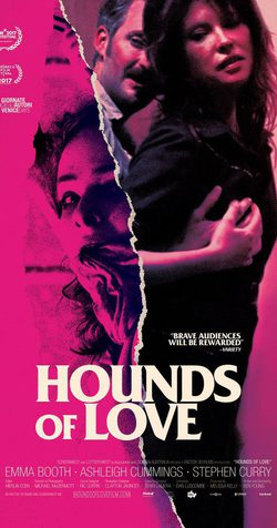 Cartel de Hounds of Love
