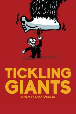 Cartel de Tickling Giants