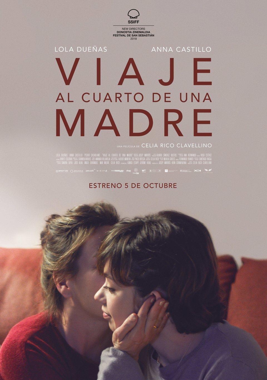Cartel España de 'Viaje al cuarto de una madre'