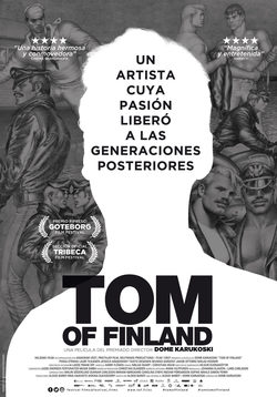 Cartel de Tom of Finland