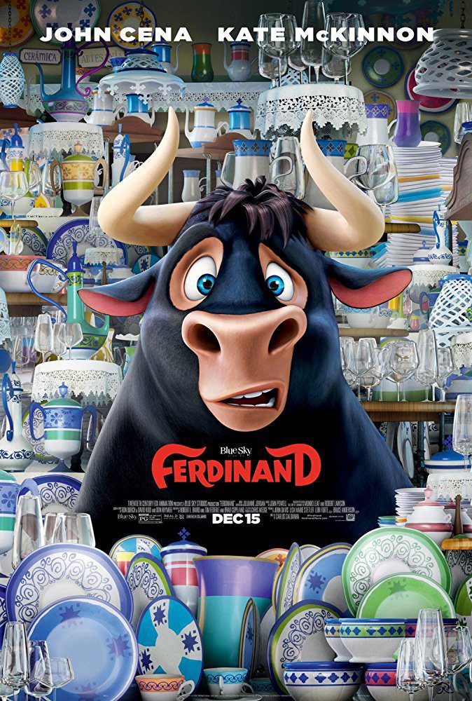 Cartel United Kingdom de 'Ferdinand'