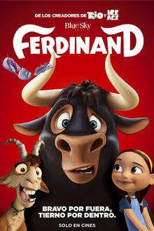 Cartel España de 'Ferdinand'