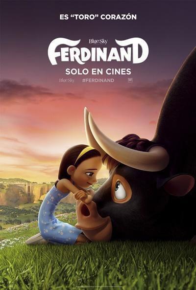 Cartel España #3 de 'Ferdinand'