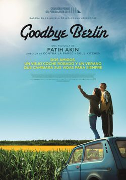 Cartel de Goodbye Berlin