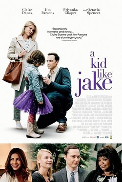 Cartel de A Kid Like Jake