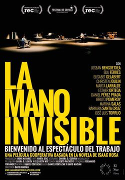 Cartel de La mano invisible