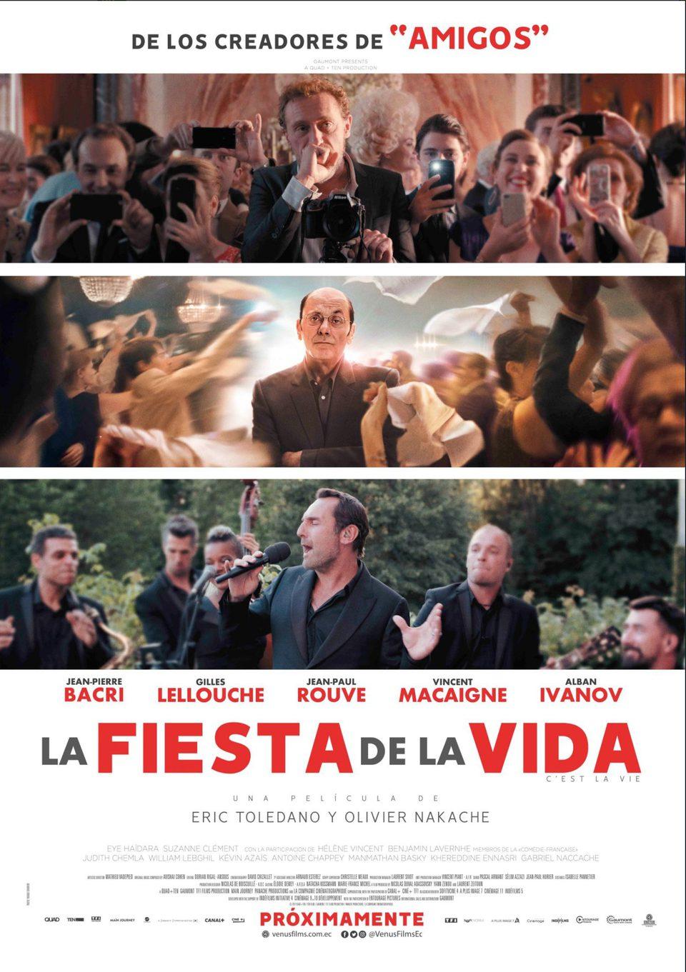 Cartel México de 'C'est la vie'
