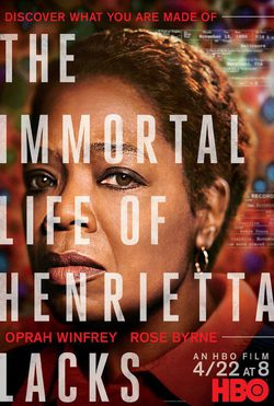 Cartel de The Immortal Life of Henrietta Lacks