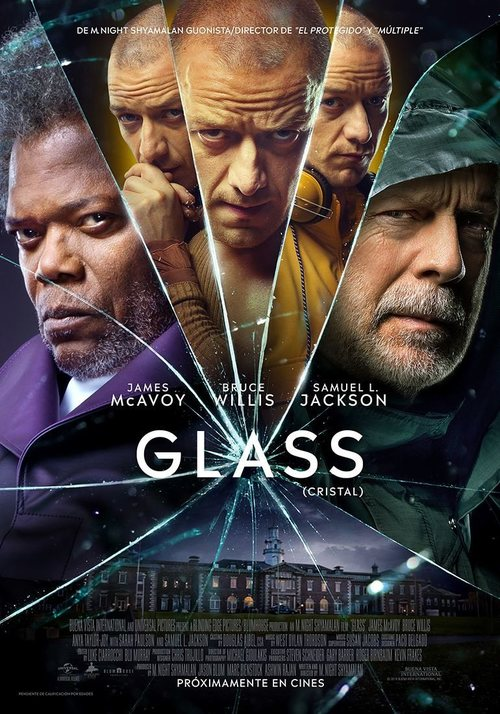 Glass (Cristal) (2019) streaming