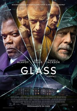 Cartel de Glass (Cristal)