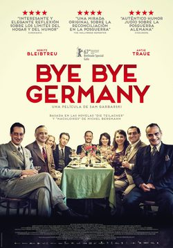 Cartel de Bye Bye Germany