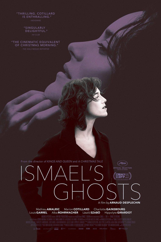 Cartel Internacional de 'Los fantasmas de Ismael'