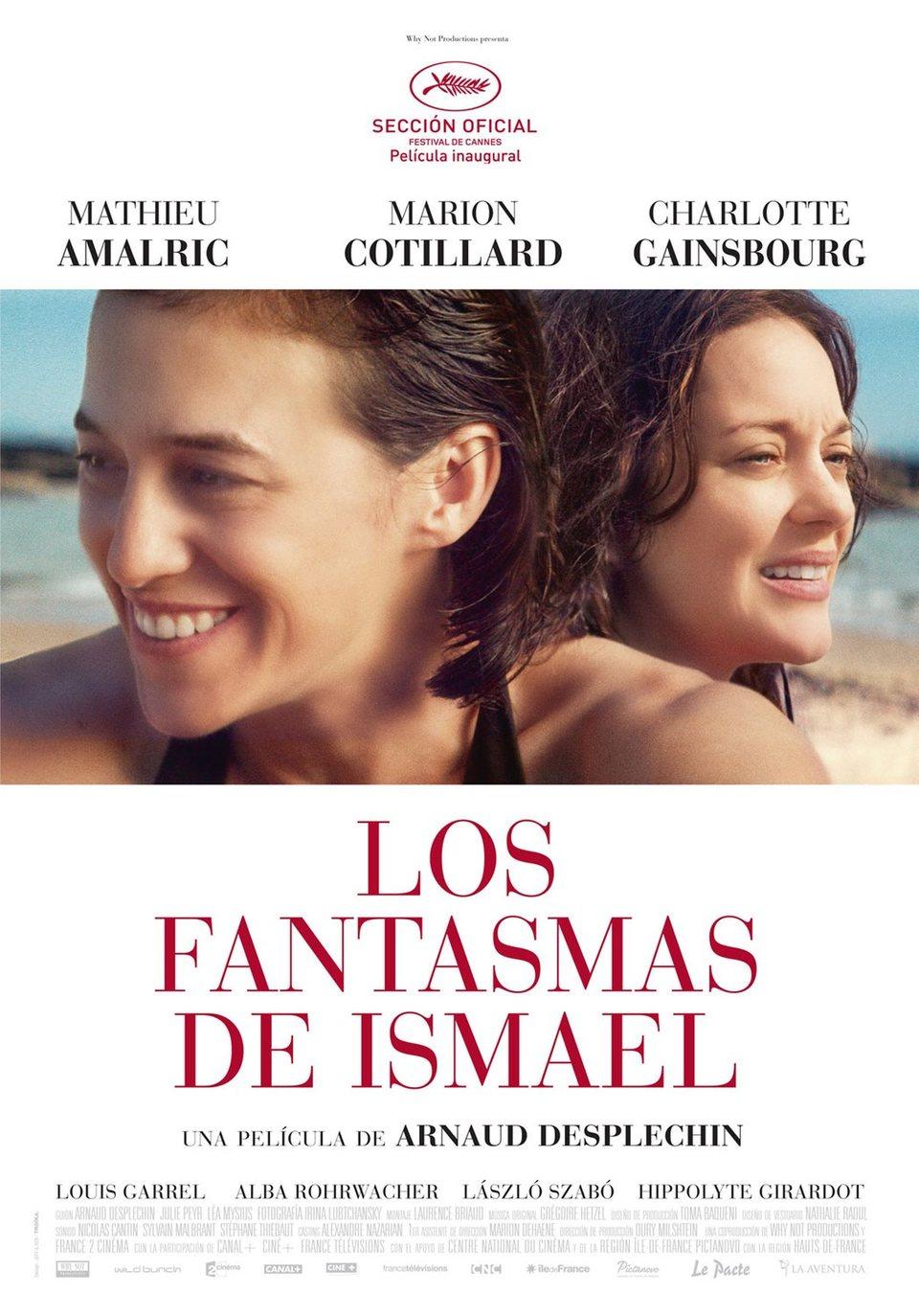 Cartel España de 'Los fantasmas de Ismael'