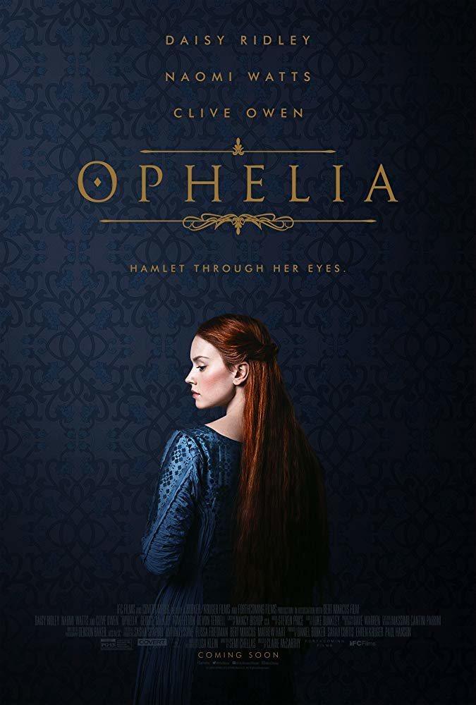 Cartel  de 'Ofelia'