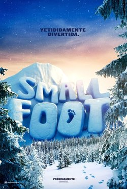 Cartel de Smallfoot