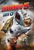 Cartel de Sharknado 5: Aletamiento Global
