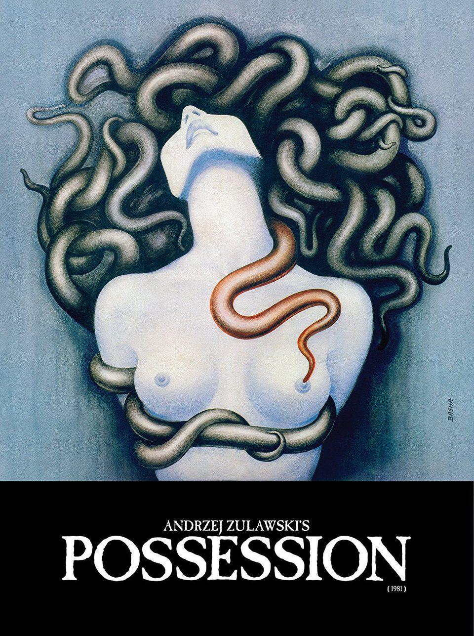 Cartel La posesión de 'La posesión'