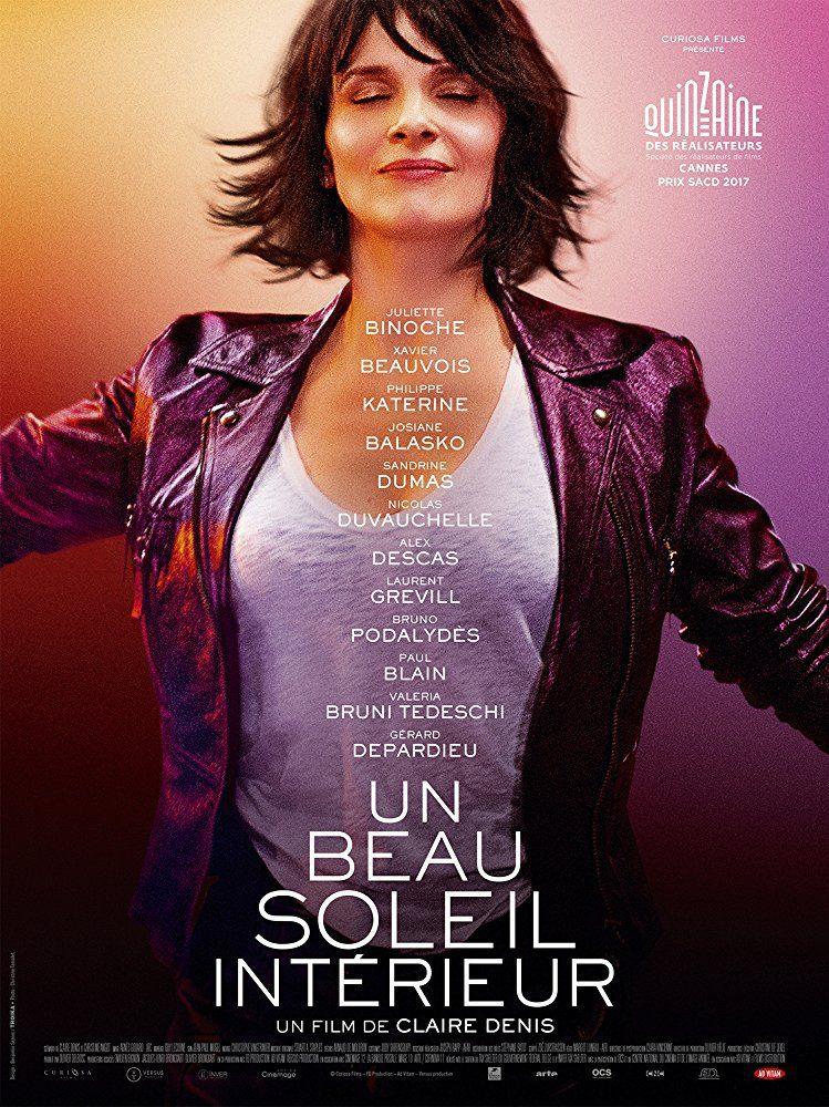 Cartel Francés de 'Un sol interior'