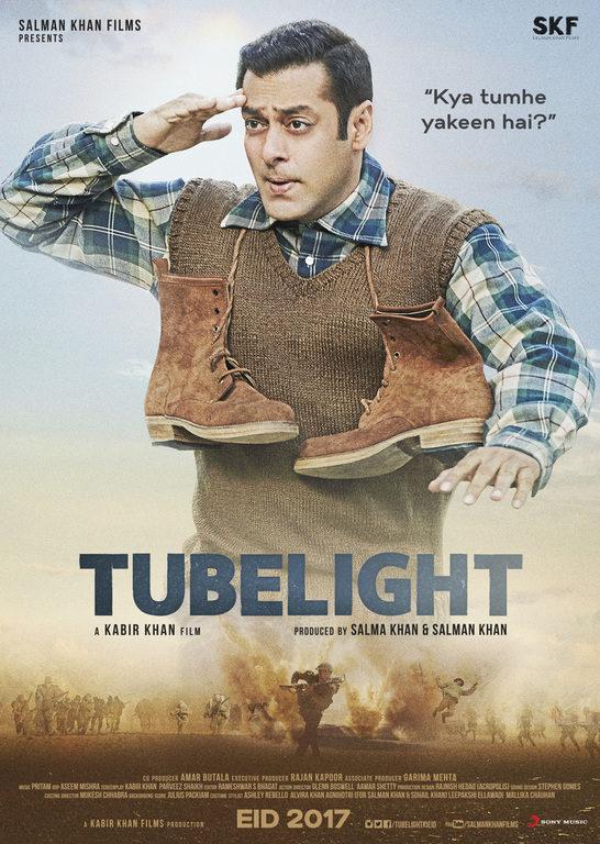 Cartel Póster #2 de 'Tubelight'