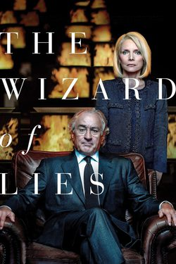 Cartel de The Wizard of Lies