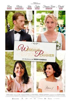 Cartel de La wedding planner
