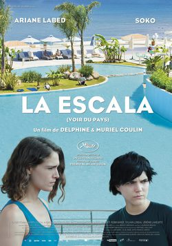 Cartel de La escala (The Stopover)