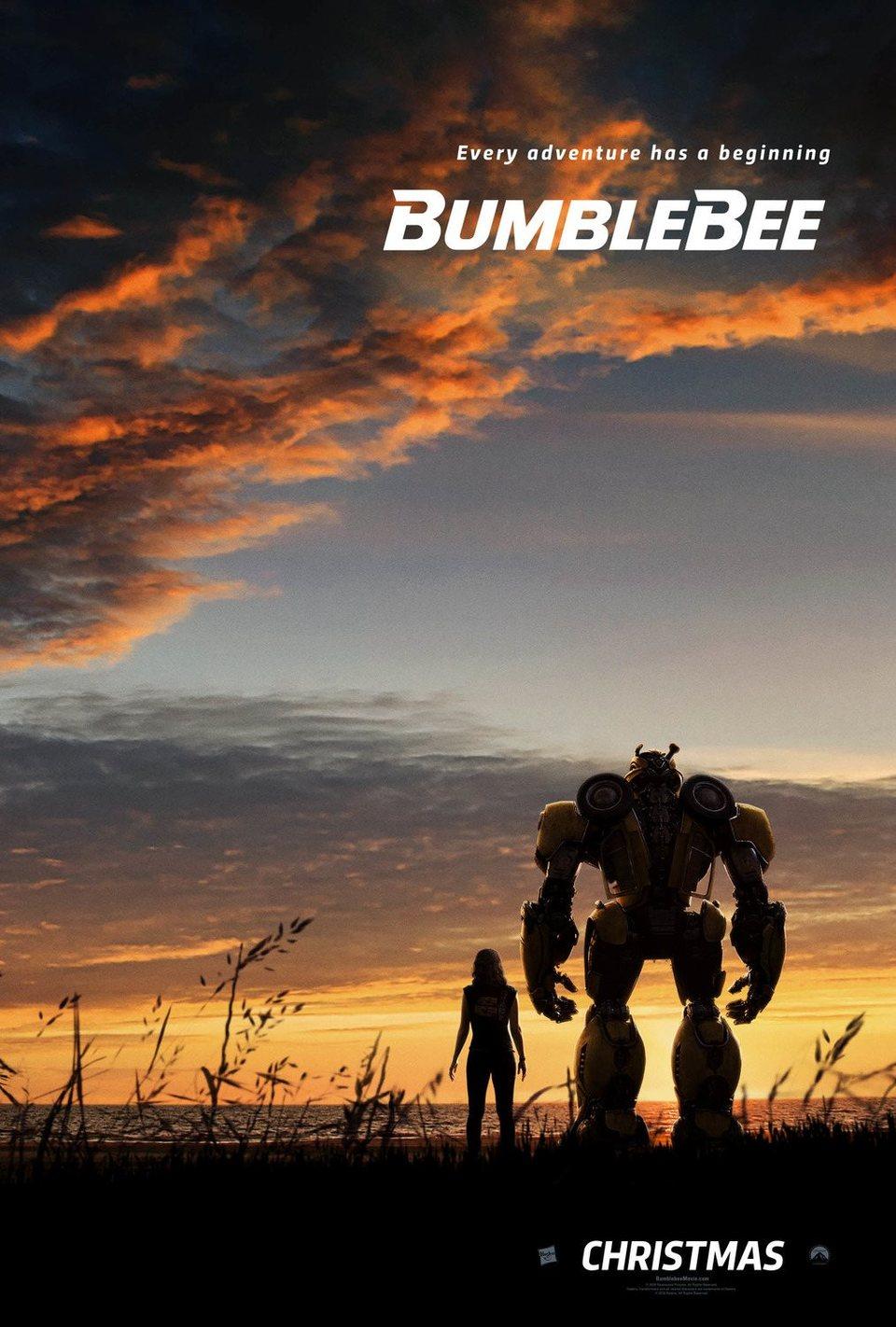 Cartel Póster de 'Bumblebee'
