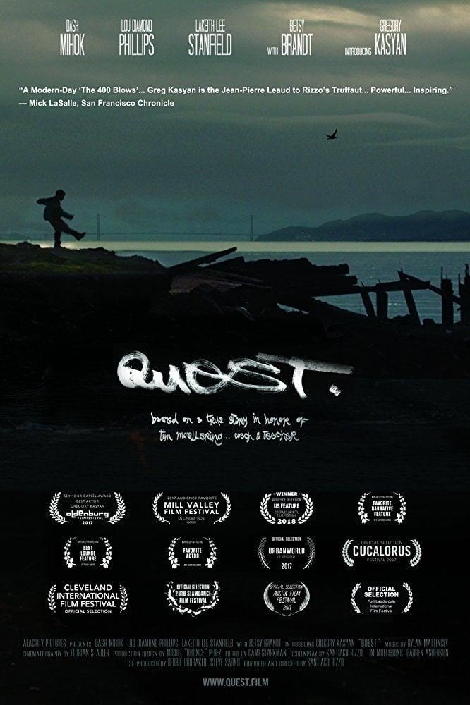 Cartel Poster 'Quest' de 'Quest'