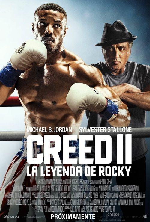 Creed II: La leyenda de Rocky (2018)