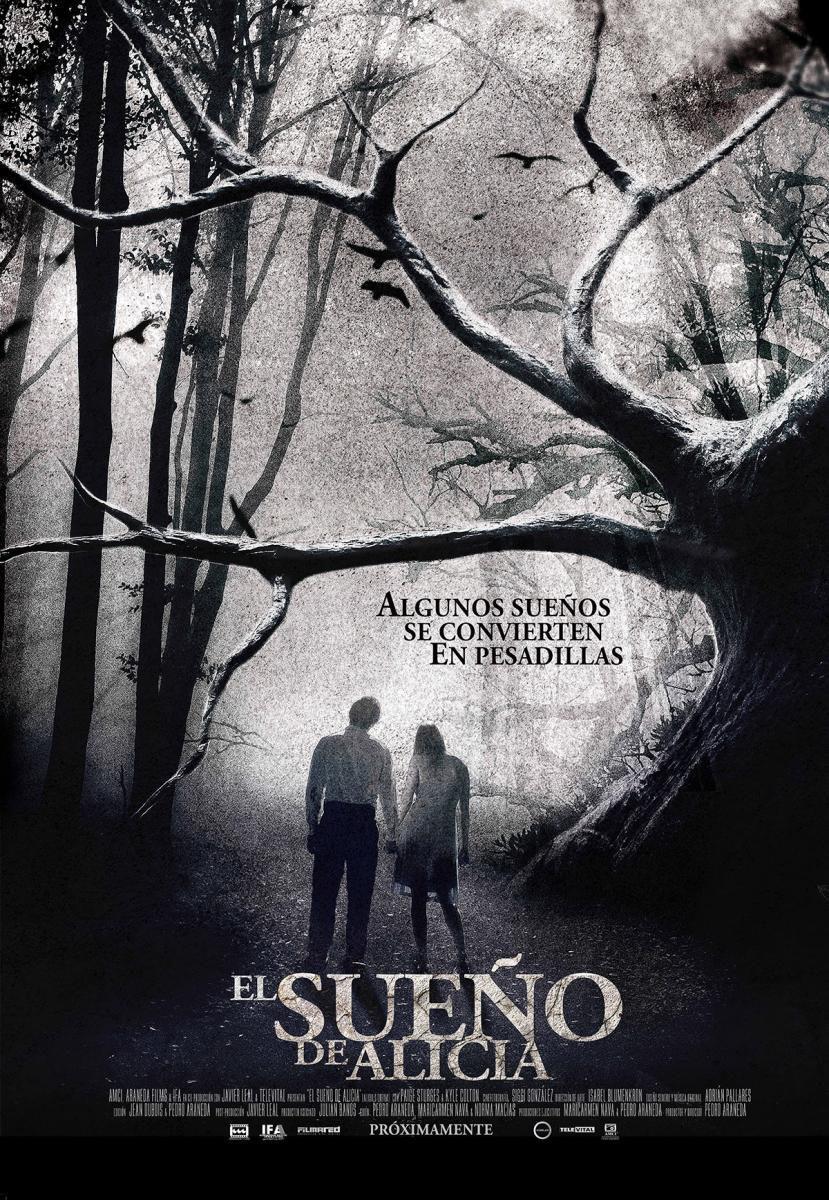 Cartel CARTEL MÉXICO de 'El sueño de Alicia'