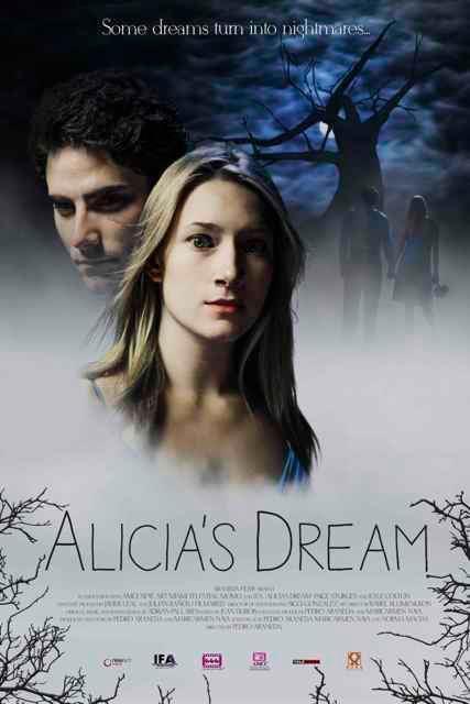 Cartel TEASER POSTER USA de 'El sueño de Alicia'
