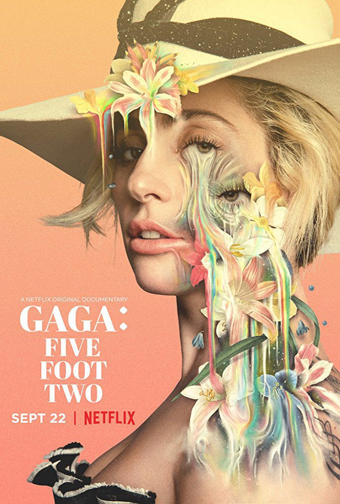 Cartel Estados Unidos de 'Gaga: Five Foot Two'