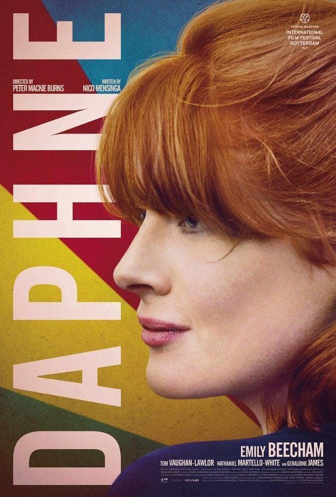 Cartel Póster UK de 'Daphne'