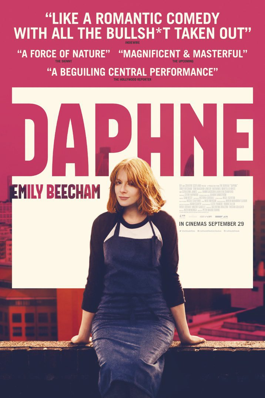 Cartel Nuevo póster UK de 'Daphne'