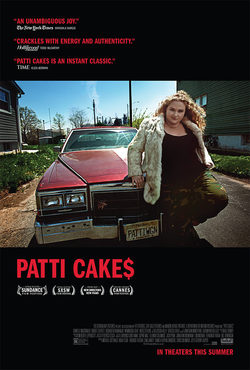 Cartel de Patti Cake$