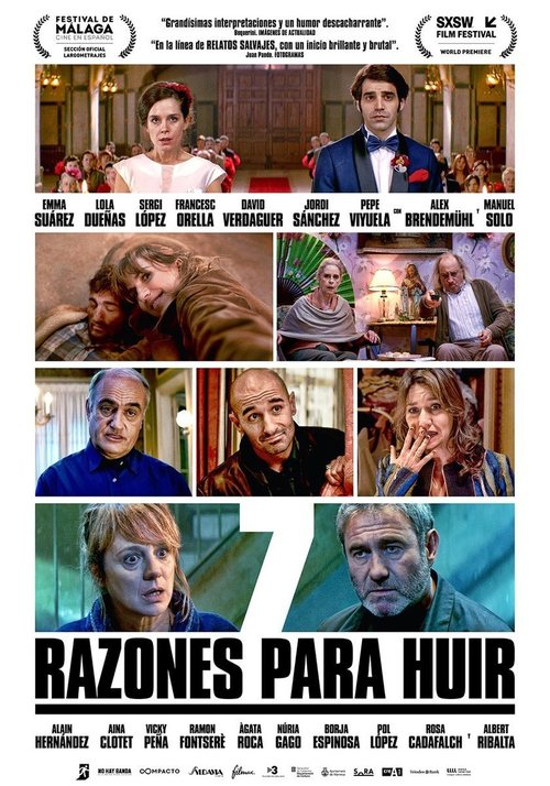 7 Razones Para Huir (2019)
