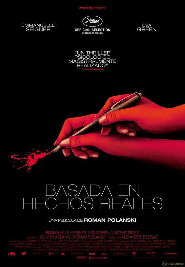 Cartel España de 'Basada en Hechos Reales'