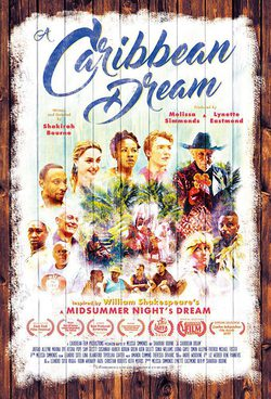 Cartel de A Caribbean Dream