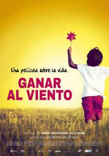 Cartel España de 'Ganar al viento'
