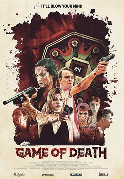 Cartel de Game Of Death