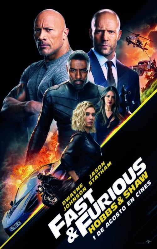Fast & Furious: Hobbs & Shaw (2019)
