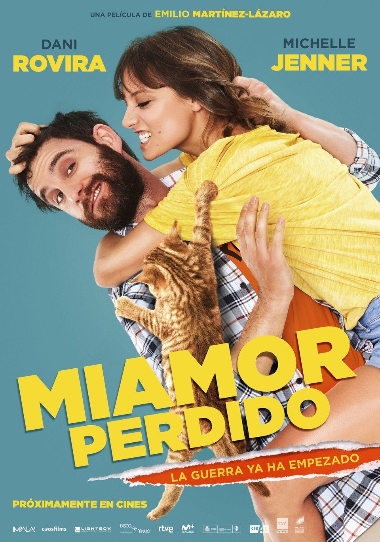 Cartel Poster España de 'Miamor perdido'