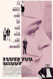 Cartel de I Love You, Daddy