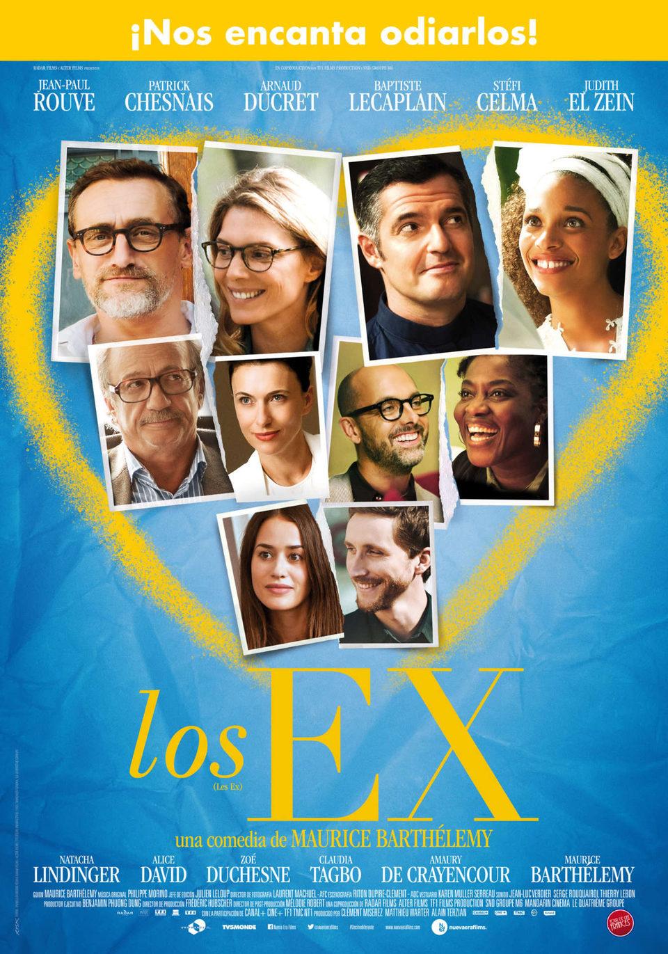 Cartel México de 'Los ex'