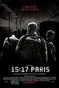 15:17 Tren a Paris