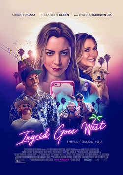 Cartel de Ingrid Goes West