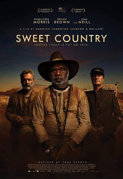 Cartel de Sweet Country