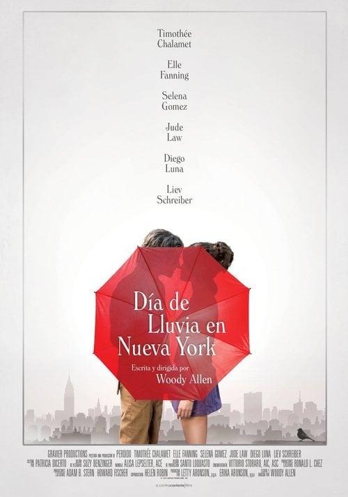 Día de lluvia en Nueva York (2019)