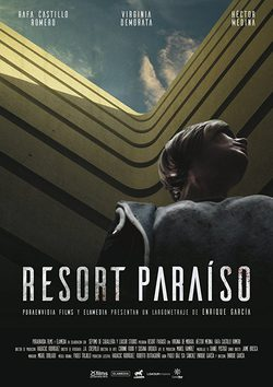 Cartel de Resort Paraíso