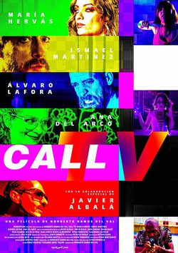 Cartel de Call TV
